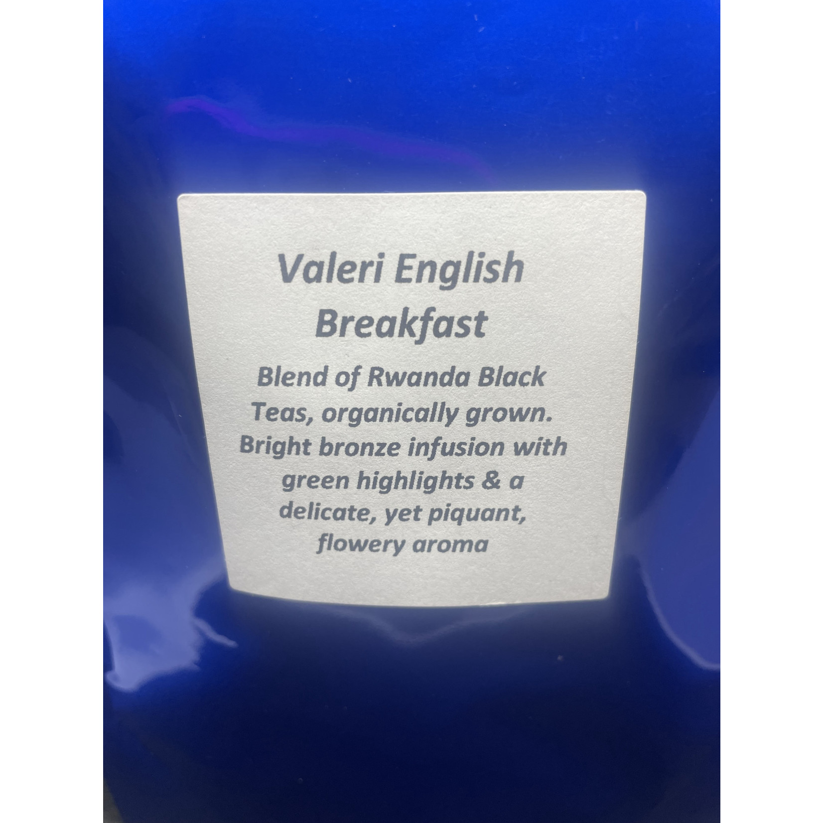 Acadian Teas Valerie English Breakfast