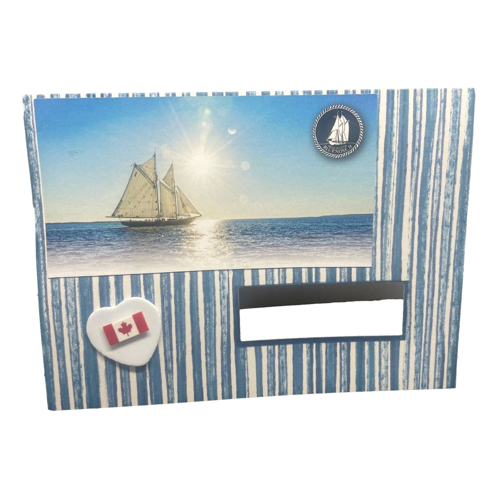Off The Wall Gallery Bluenose II Ship Note Card