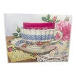 Kimberly Shaw Get Well Soon Teacup Card