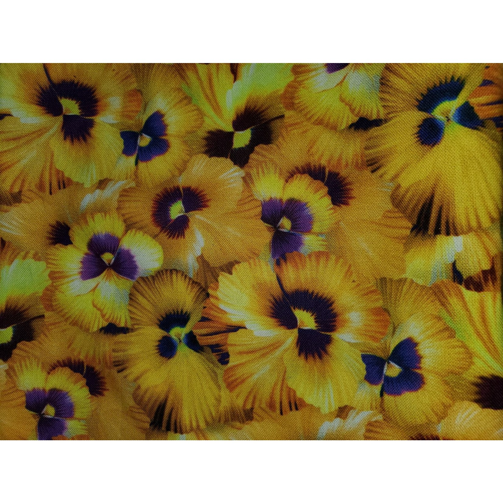 Flowers Fabric Choices