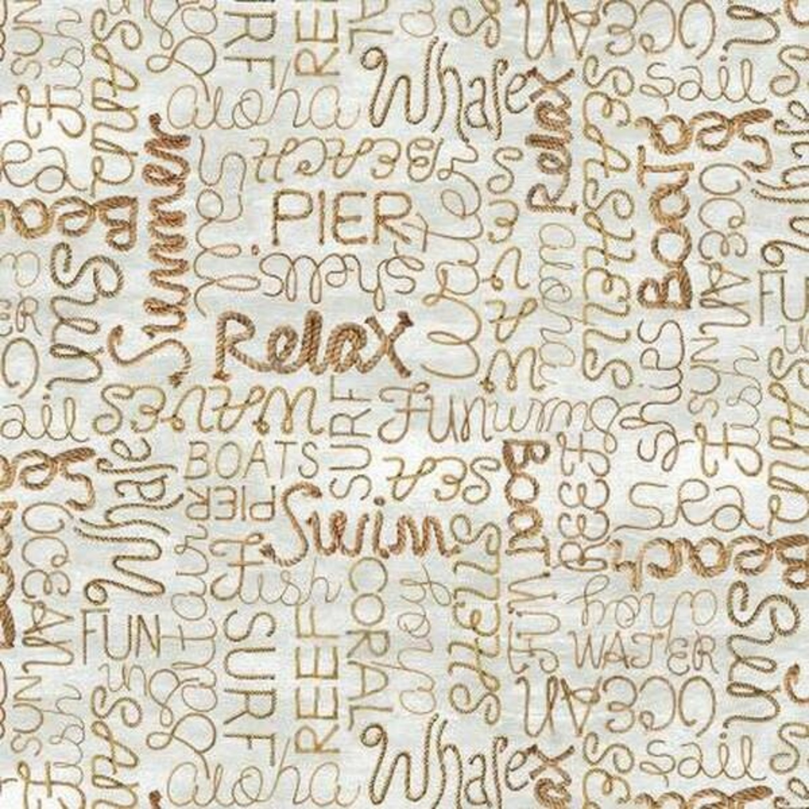 Words & Quotes Fabric Choices