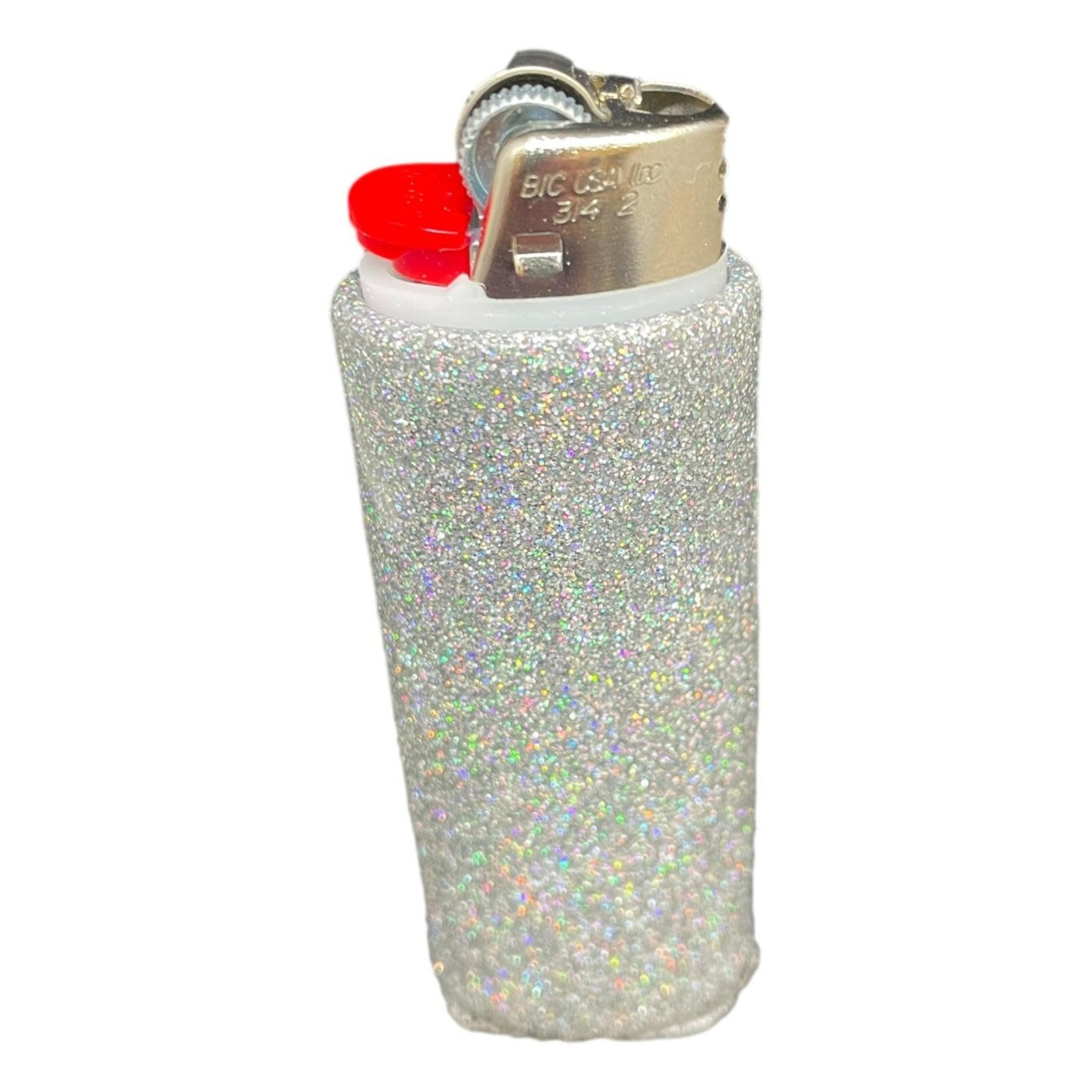 East Coast Sirens Stunning Silver Lighter Case (Small)