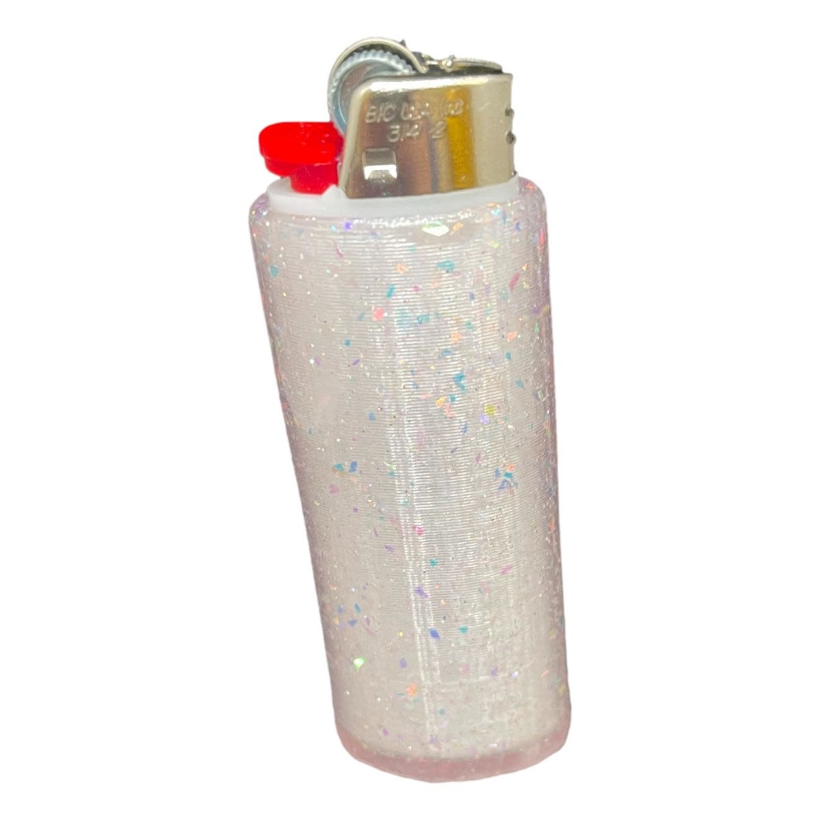 East Coast Sirens Pale Pink Lighter Case (Small)