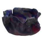 "East Coast Sirens ""Folded Colours"" Resin Vase/Bowl"