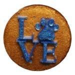 East Coast Sirens Pet Love Phone Grip - Blue/Brown