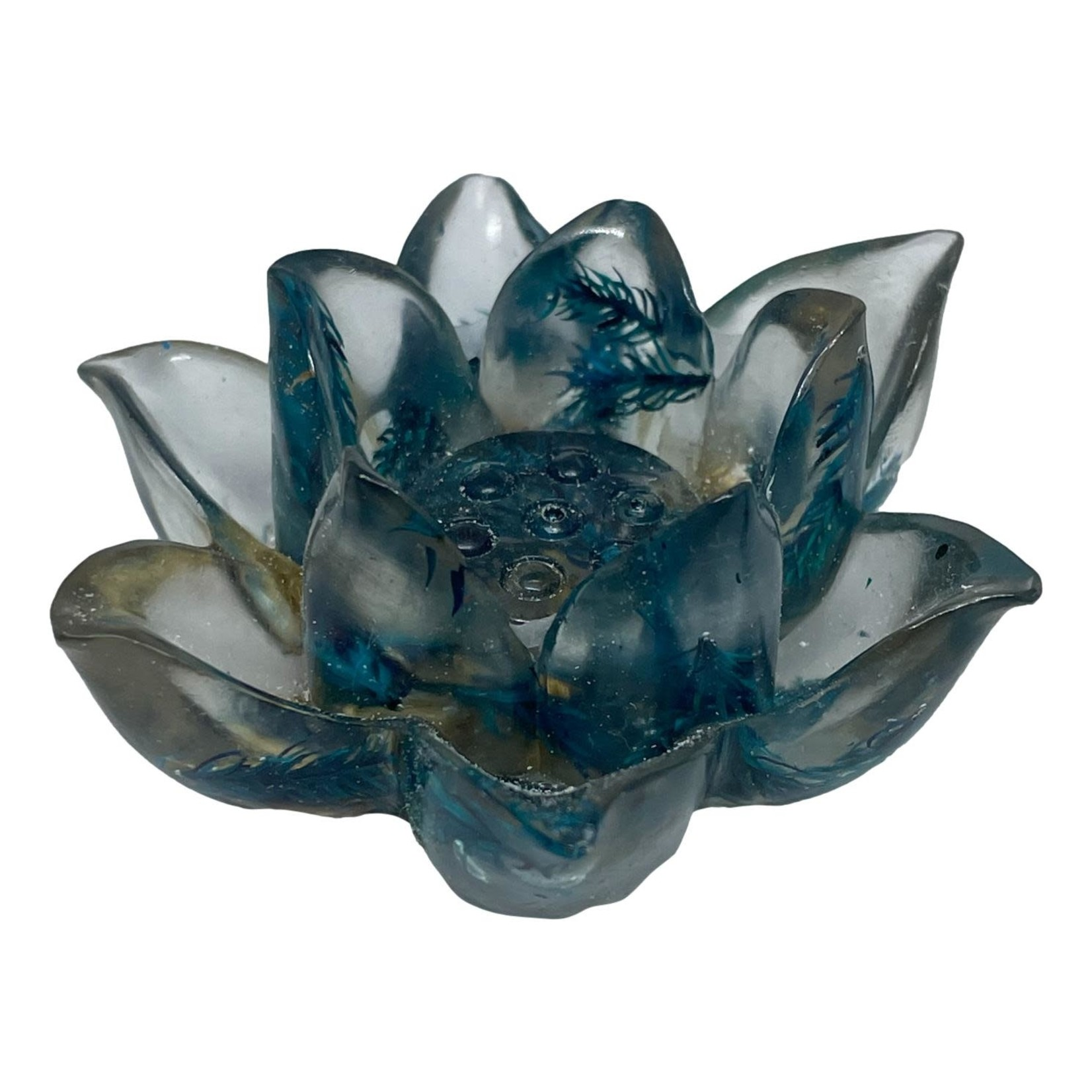 East Coast Sirens Clear Flower Ring Holder