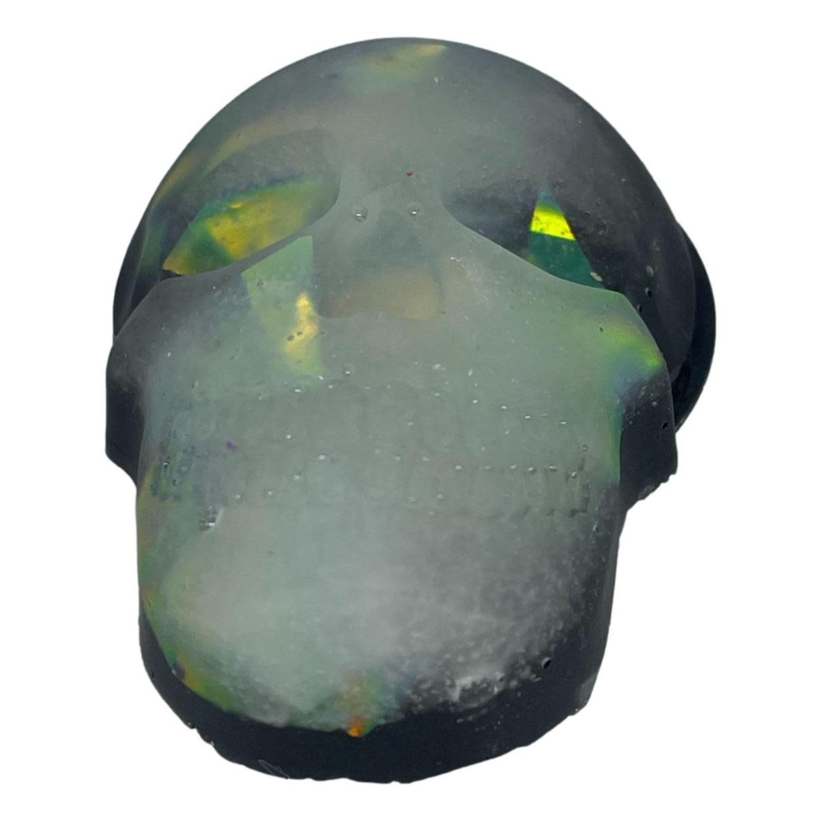 East Coast Sirens Holographic 3D Skull Phone Grip
