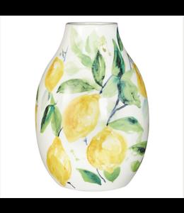 RAZ Imports Lemon Vase