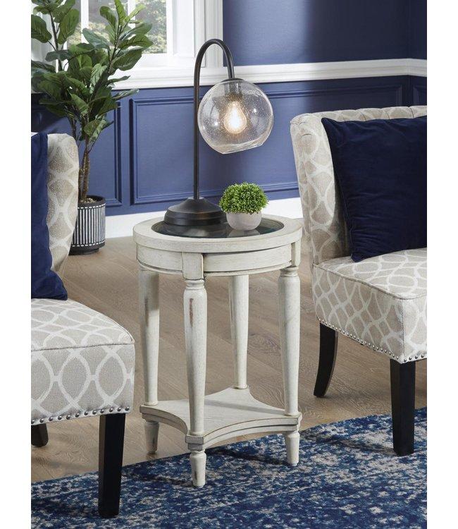 Aspen Home Radius Round Chairside Table