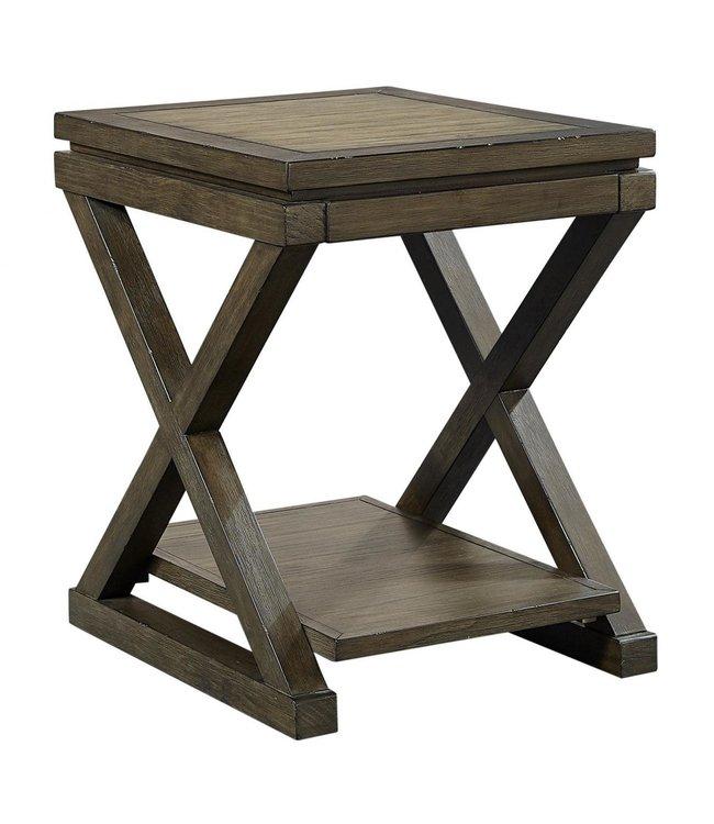Aspen Home Westlake Chairside Table
