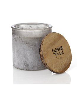 Eleven Point Blackberry River Rock Candle