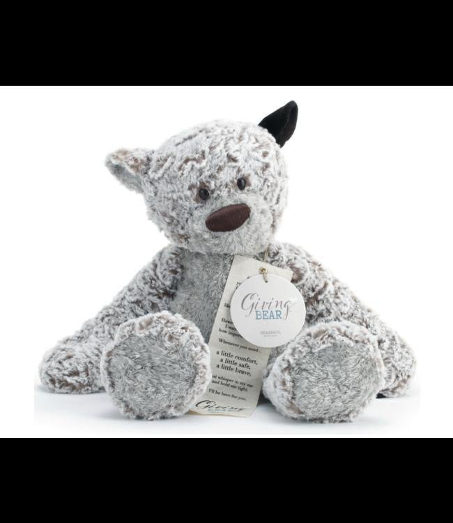 Demdaco Giving Bear Plush