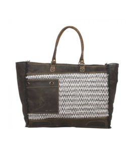 Myra Bag Jazzed UP Weekender Bag