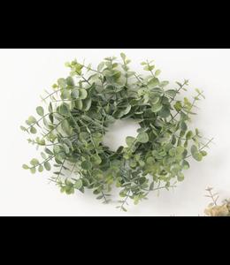 Sullivans Gift Green Eucalyptus Accent Ring