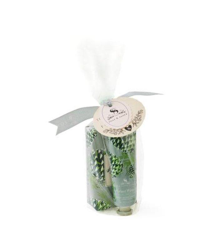 Soap & Paper Factory Roland Pine Shea Butter Gift Set