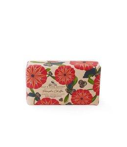 Soap & Paper Factory Pumpkin Chiffon Shea Butter Soap Bar