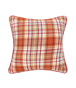 C&F Home Briar Plaid Pillow