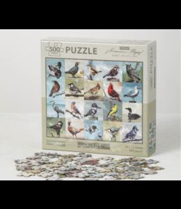 Sullivans Gift DG Bird Puzzle