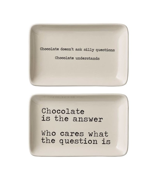 Bloomingville Chocolate Stoneware