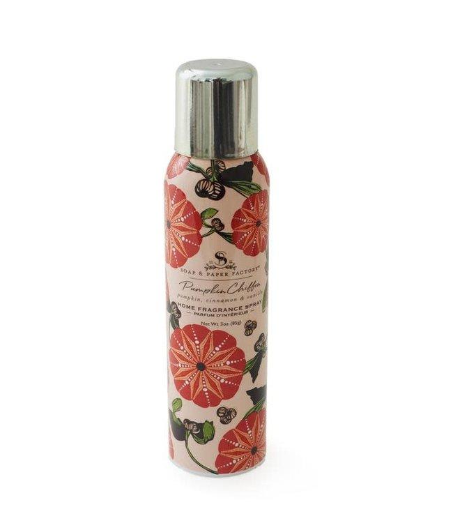 Soap & Paper Factory Pumpkin Chiffon Home Fragrance Spray
