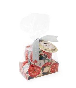 Soap & Paper Factory Pumpkin Chiffon Tin Candle & Soap Set