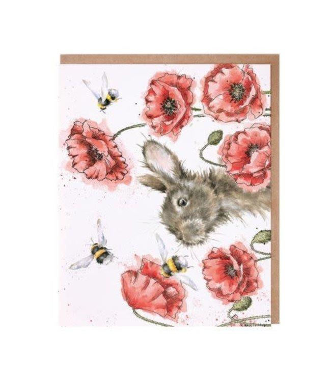 Wrendale Designs Let It Bee Card