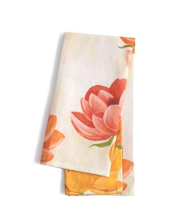 1Canoe2 Petaluma Tea Towel