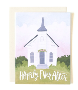 1Canoe2 Wedding Chapel Card