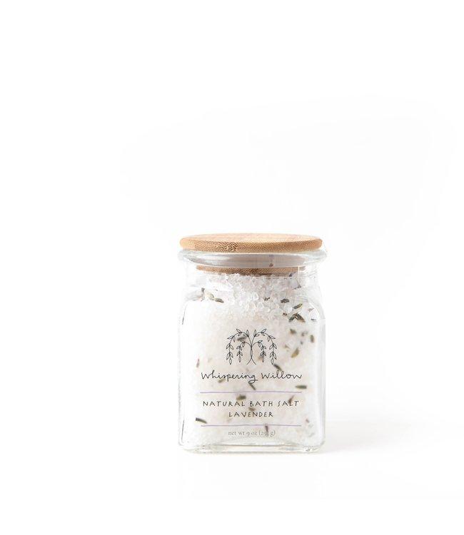 Lavender Natural Bath Salts