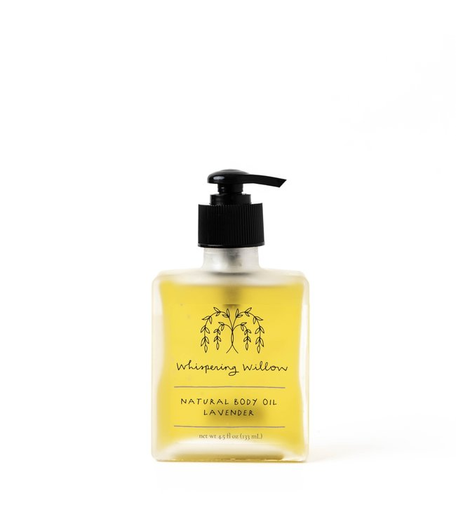 Whispering Willow Lavender Body Oil
