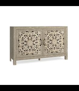 Bassett Antiquities Fusion Two Door Cabinet