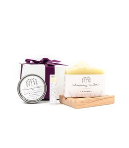 Whispering Willow Lavender Gift Box
