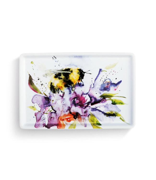 Demdaco Nectar Bumblebee Tray