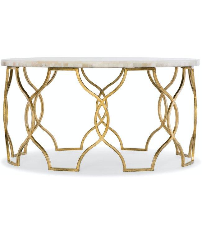 Hooker Furniture Melange Corrina Cocktail Table