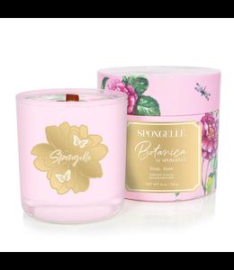 Spongelle Botanica Hand Poured Candle Rose