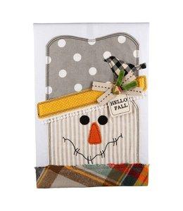 Glory Haus Scarecrow Tea Towel