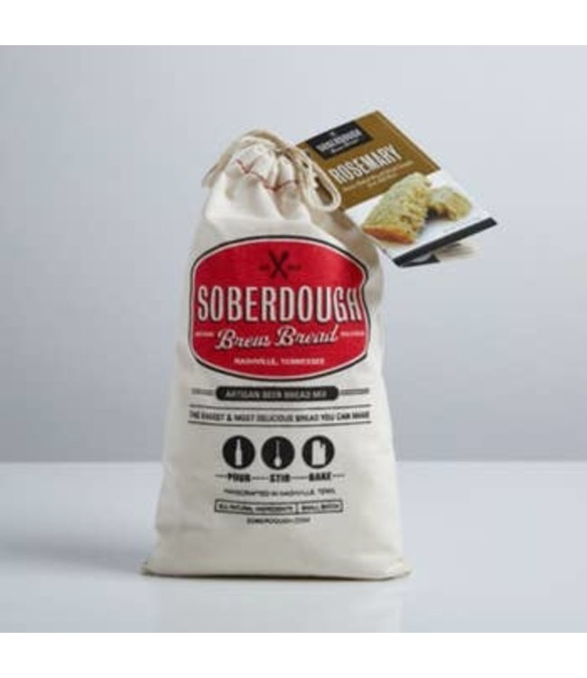Soberdough Brew Bread- Rosemary