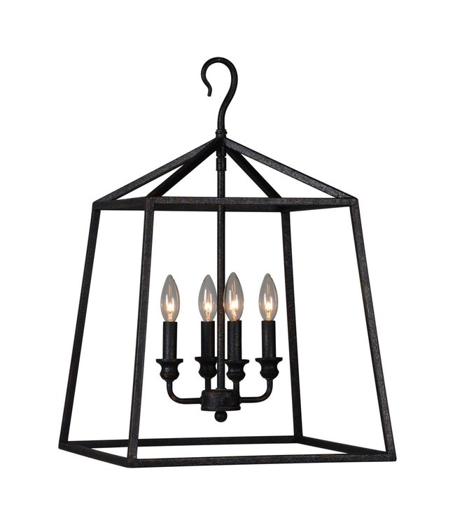 Forty West Darby Four Light Pendant