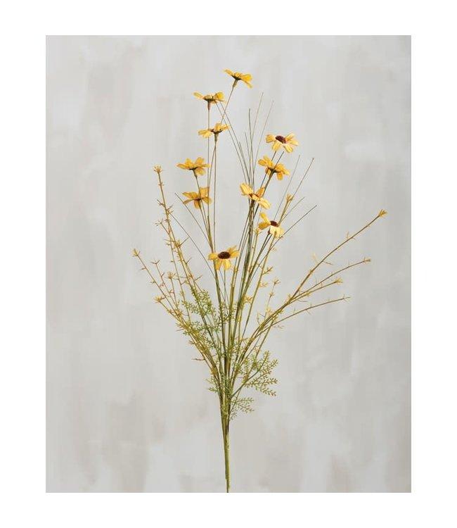Primitives By Kathy Gold Floral Mix Pick