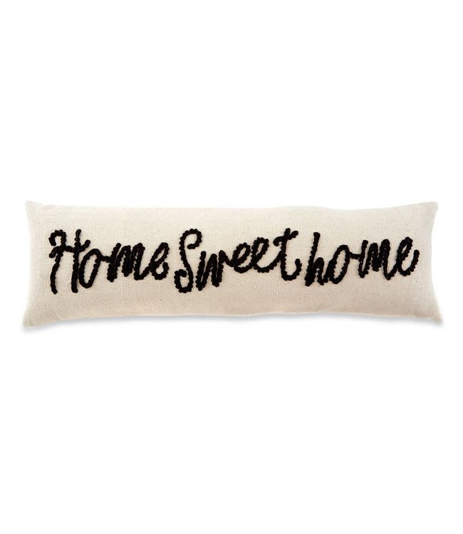 MudPie Home Sweet Knot Pillow