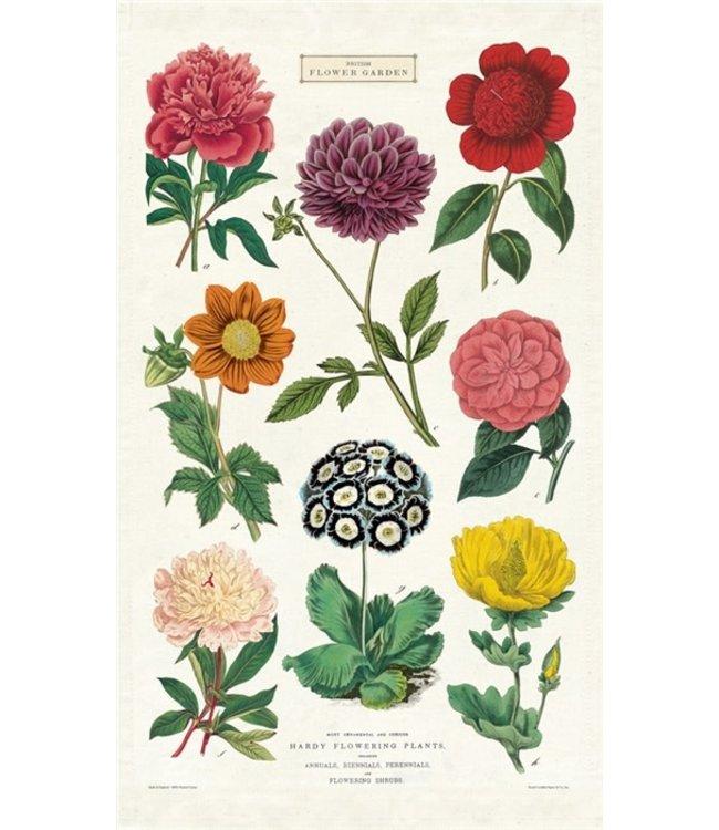 Cavallini & Co. Botanica Tea Towel