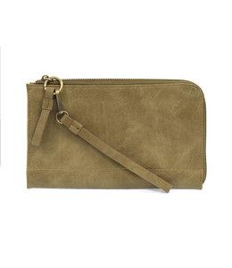 Joy Susan Sage Karina Convertible Wristlet & Wallet