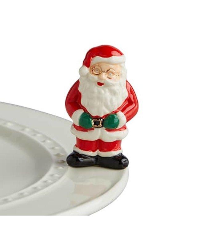 Nora Fleming Mini Father Christmas