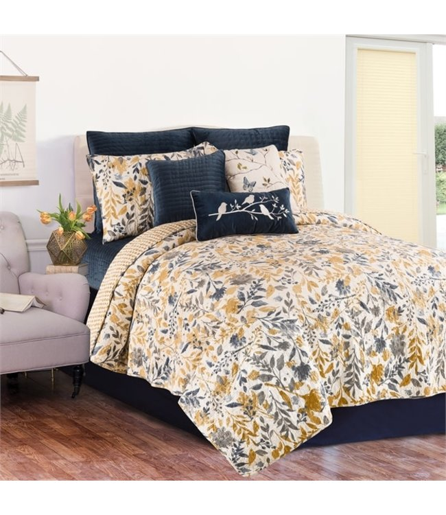 C&F Home Natural Home Quilt Set - Twin
