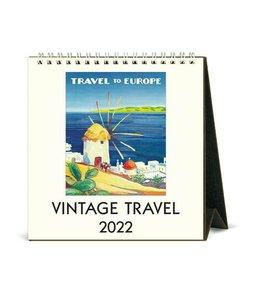 Cavallini & Co. Travel Desk Calendar
