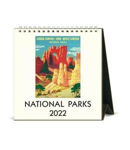Cavallini & Co. National Parks Desk Calendar