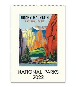 Cavallini & Co. National Parks Wall Calendar