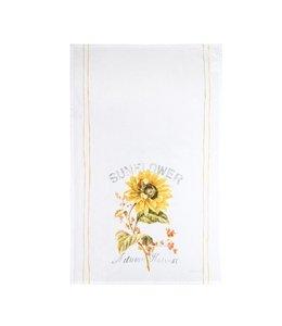 C&F Home Sunflower Autumn Kitchen Towel