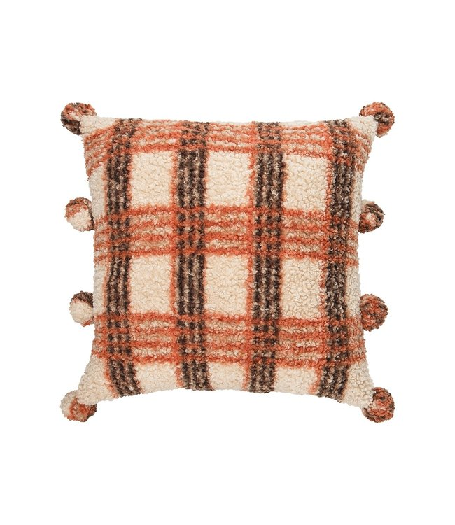 C&F Home Harvest Time Texture Pillow