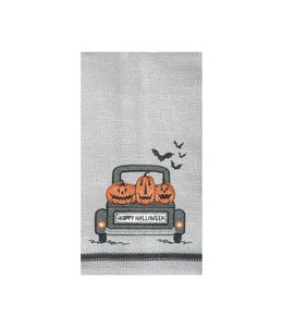 C&F Home Spooky Time Kitchen Towel